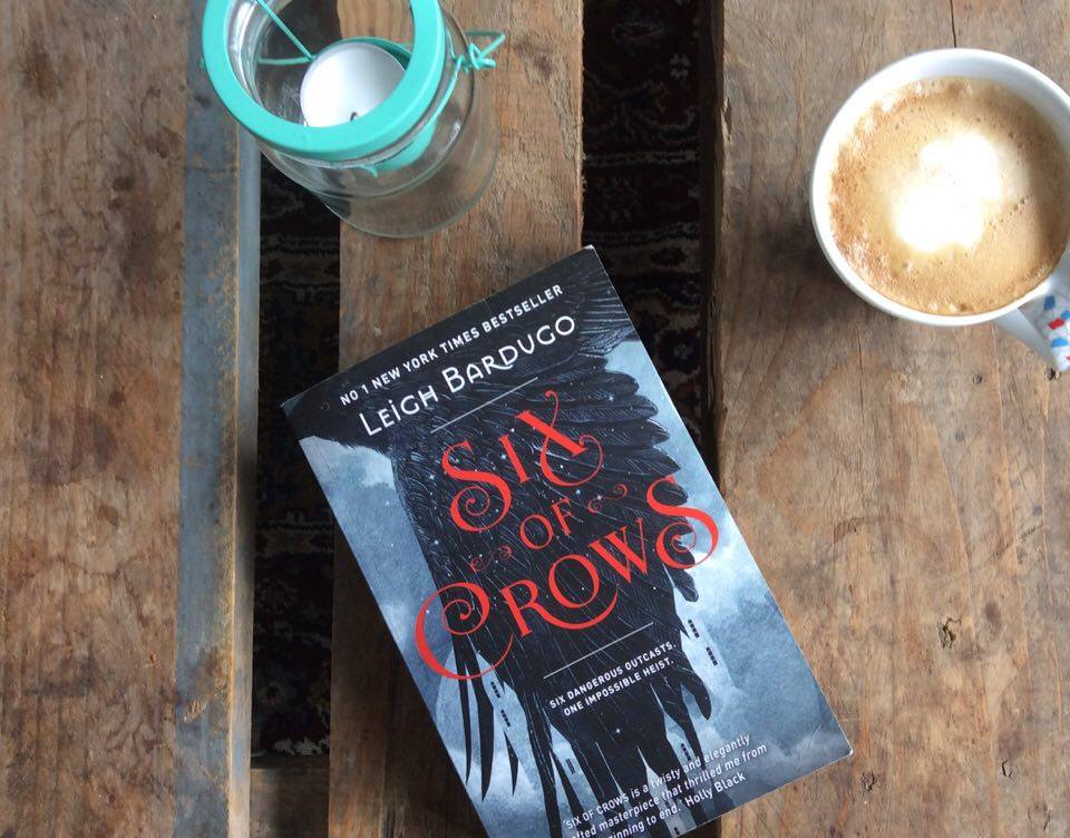 Six of crows by Book Barista