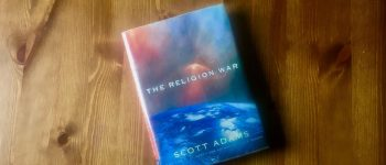 The Religion War by Scott Adams review by Book Barista